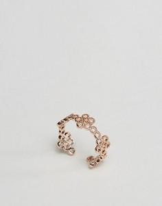 Филигранное кольцо на большой палец ASOS - Медный