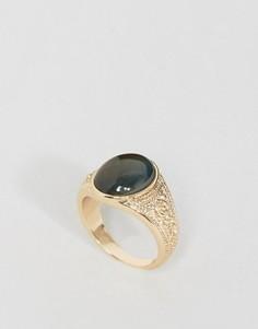Кольцо-определитель настроения с камнем ASOS - Мульти