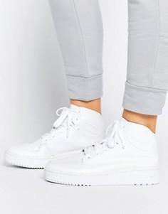 Кроссовки ADIDAS M Attitude - Белый