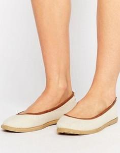 Туфли на плоской подошве ALDO - Stone