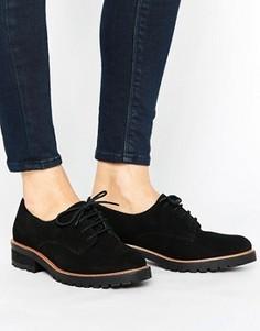 Туфли на шнурках ALDO - Черный