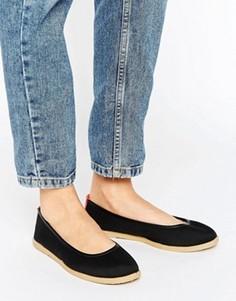 Туфли на плоской подошве ALDO - Черный