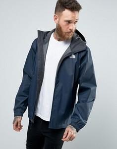 Темно-синяя куртка с капюшоном The North Face Quest - Темно-синий