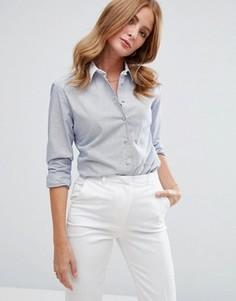 Блузка в полоску Millie Mackintosh Miranda - Синий