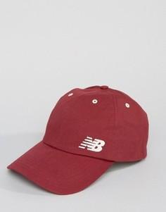 Красная кепка New Balance - Красный