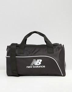 Небольшая черная сумка New Balance NB500043-001 - Черный