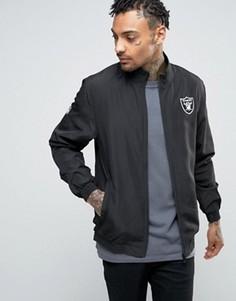 Спортивная куртка New Era Raiders - Черный