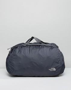 Серая сумка дафл The North Face Flyweight - Серый