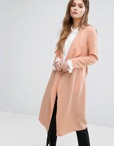 Драпированная куртка Vero Moda - Оранжевый