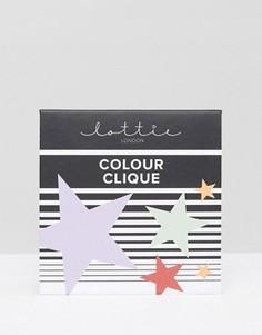 Набор макияжных корректоров Lottie Colour Clique - Мульти