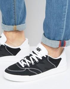 Классические черные кроссовки New Balance CRT300RN - Черный