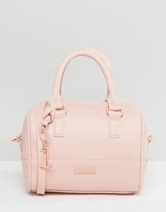 Розовая сумка-боулер Lipsy - Розовый