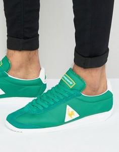 Зеленые кроссовки Le Coq Sportif Quartz 1710035 - Зеленый