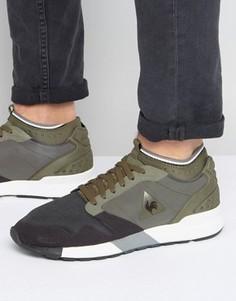 Зеленые кроссовки Le Coq Sportif Omicron 1710508 - Зеленый
