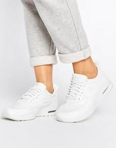 Белые кроссовки Nike Air Max Thea Ultra - Белый