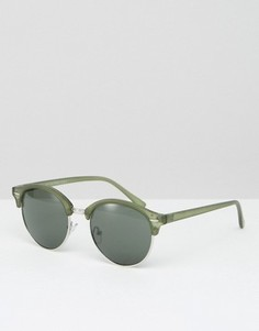 Солнцезащитные очки в стиле ретро AJ Morgan - Зеленый