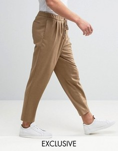 Широкие брюки Heart & Dagger - Коричневый