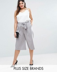Юбка-шорты Elvi Plus - Серый