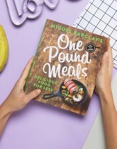 Книга One Pound Meals - Мульти Books