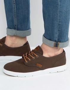 Коричневые кроссовки Emerica Crusier - Коричневый