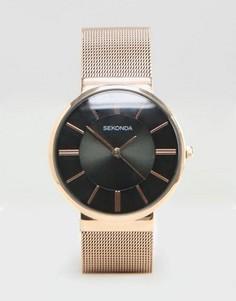 Часы цвета розового золота Sekonda эксклюзивно для ASOS - Золотой