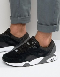 Черные кроссовки Puma R698 Remastered 36141804 - Черный