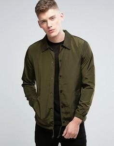 Спортивная куртка Only and Sons - Зеленый