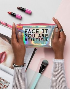 Косметичка Beauty Junkie - Бесцветный