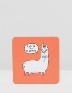 Подставка под напитки Ohh Deer Llama - Мульти