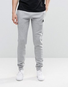 Спортивные брюки слим Le Coq Sportif - Серый