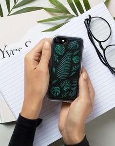 Чехол для iPhone 7 с папоротником Zero Gravity - Мульти