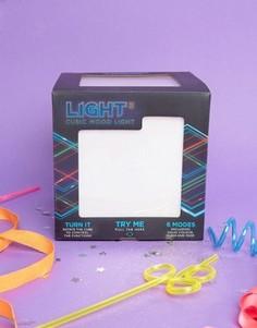 Меняющий цвета светильник-куб Light3 - Мульти Gifts