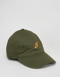 Кепка с логотипом Billionaire Boys Club - Зеленый