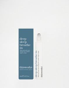 Средство Deep Sleep Breathe In 8 мл от This Works - Бесцветный
