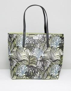Сумка для покупок с пальмами Pauls Boutique - Мульти
