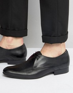 Туфли дерби с тиснением House Of Hounds - Черный