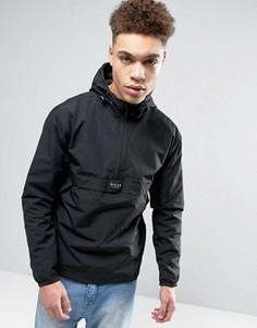Черная куртка через голову Nicce London - Черный
