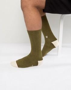 Носки цвета хаки Stance Surplus - Зеленый