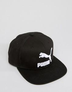 Черная бейсболка Puma - Черный