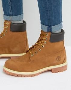 Ботинки Timberland Classic 6 Inch Premium - Рыжий