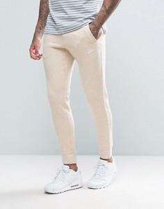 Бежевые джоггеры Nike Legacy 805150-141 - Серый