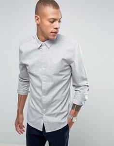 Рубашка классического кроя Bellfield - Серый