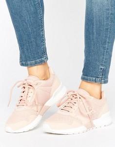 Розовые кроссовки Le Coq Sportif Omega - Розовый
