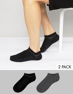 2 пары спортивных носков BOSS Black By Hugo Boss - Черный