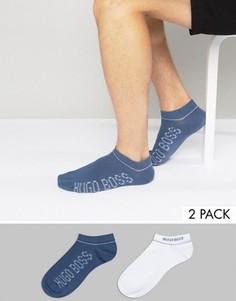 2 пары спортивных носков BOSS Black By Hugo Boss - Белый