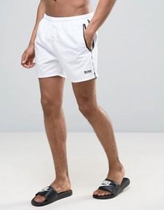 Белые шорты для плавания BOSS By Hugo Boss - Белый