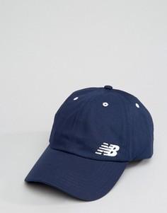 Темно-синяя кепка New Balance NB500015-400 - Темно-синий
