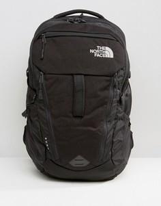 Черный рюкзак The North Face - Черный