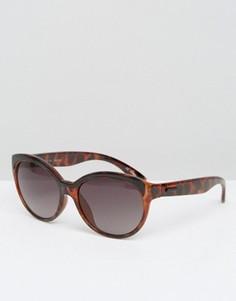 Солнцезащитные очки кошачий глаз Minkpink La Di Da - Коричневый