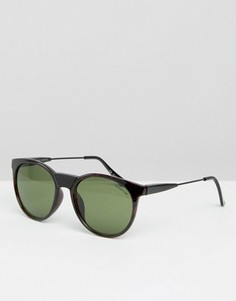 Солнцезащитные очки с D-образной оправой Minkpink - Коричневый